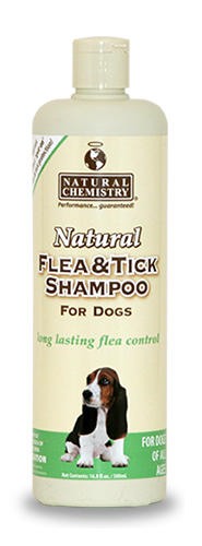 Natural Flea & Tick Shampoo for Dogs 16oz.jpg