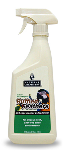 Ruffled Feathers Bird Cage Cleaner & Deodorizer 24oz.jpg