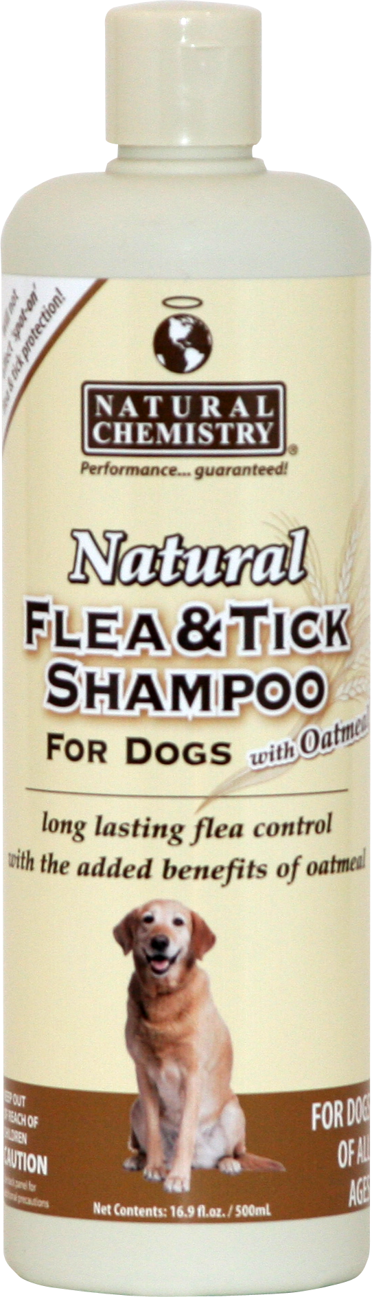 11205 Natural Flea & Tick Shampoo with Oatmeal.png