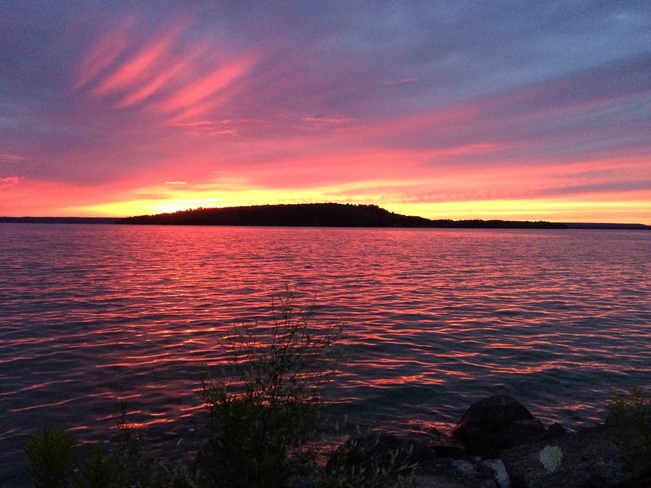 Lake Mindemoya,  The Weather Network