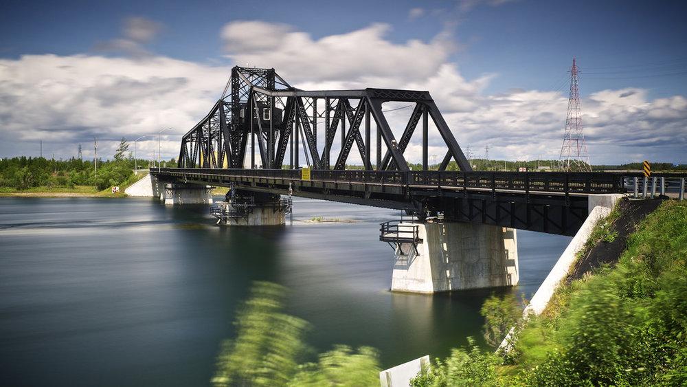 Little Current Swing Bridge (Photo:  Flickr )