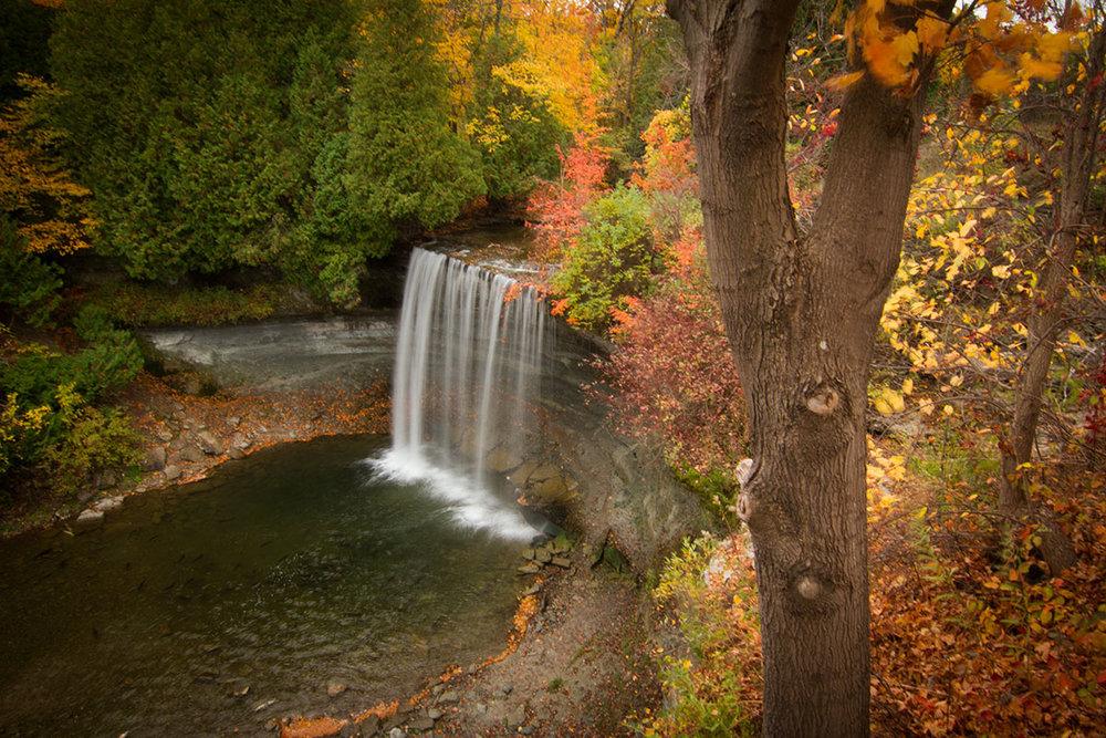 Bridal Veil Falls (Photo:  The Blue Brick )