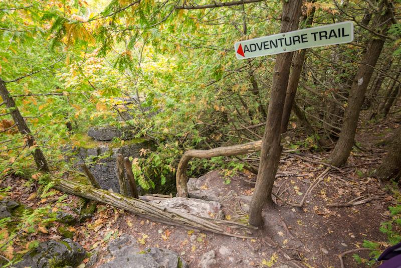 Path to adventure trail (Photo:  northernontario.travel )