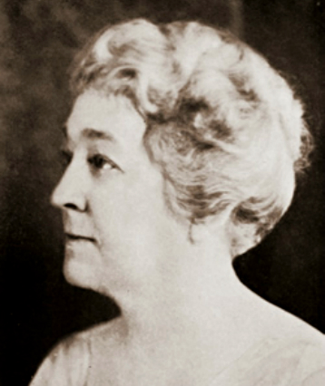 Moina Michael (Photo:  The Robinson Library )