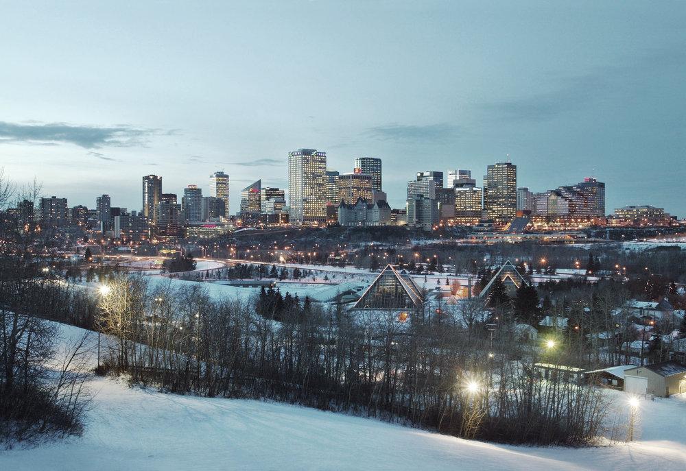 Edmonton, Alberta (Photo:  I Heart Edmonton )