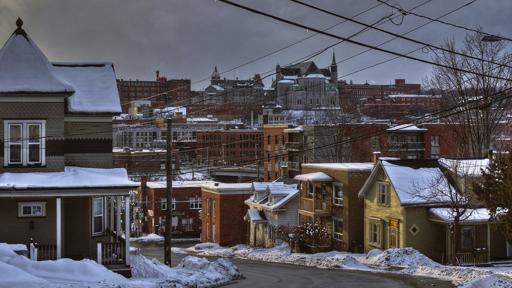 Sherbrooke, Quebec (Photo:  1ZOOM.ME )