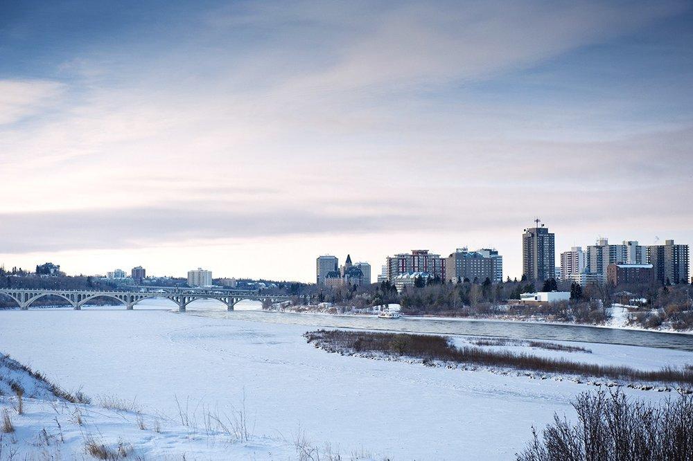 Saskatoon, Saskatchewan (Photo:  The Senior Paper )