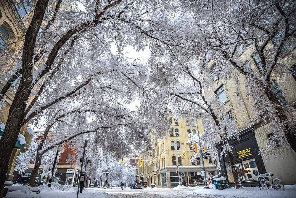 Winnipeg, Manitoba (Photo:  Tourism Winnipeg )