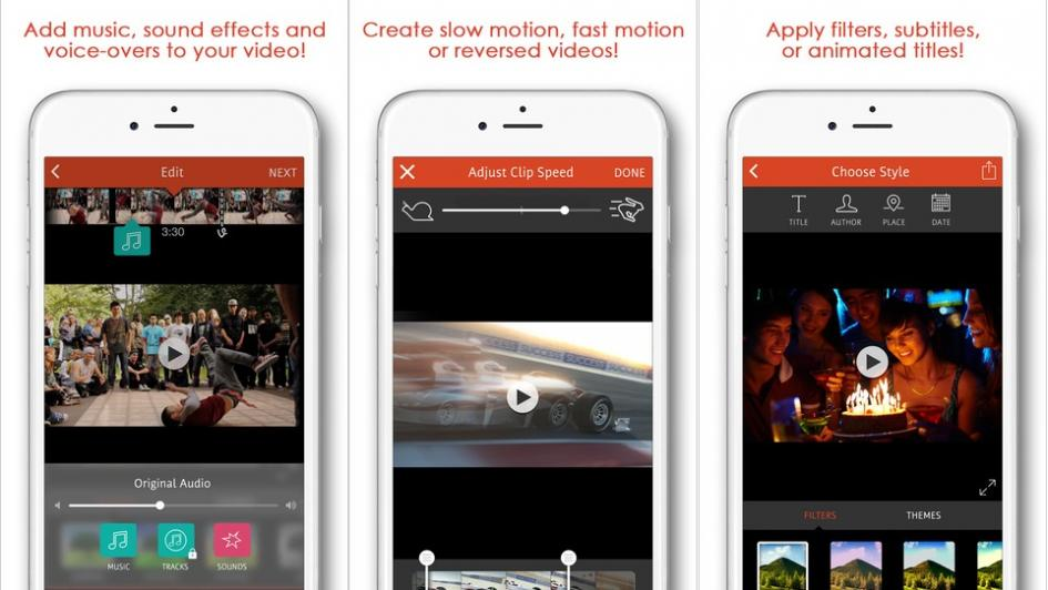 social media montreal best editing apps