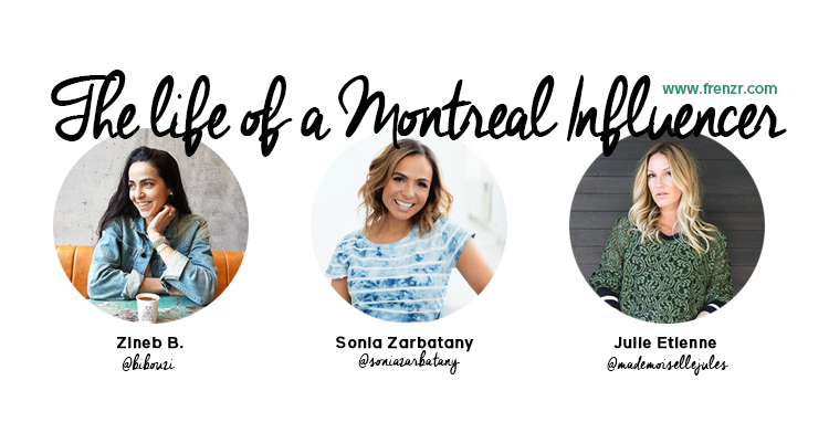 interview influencer montreal social media