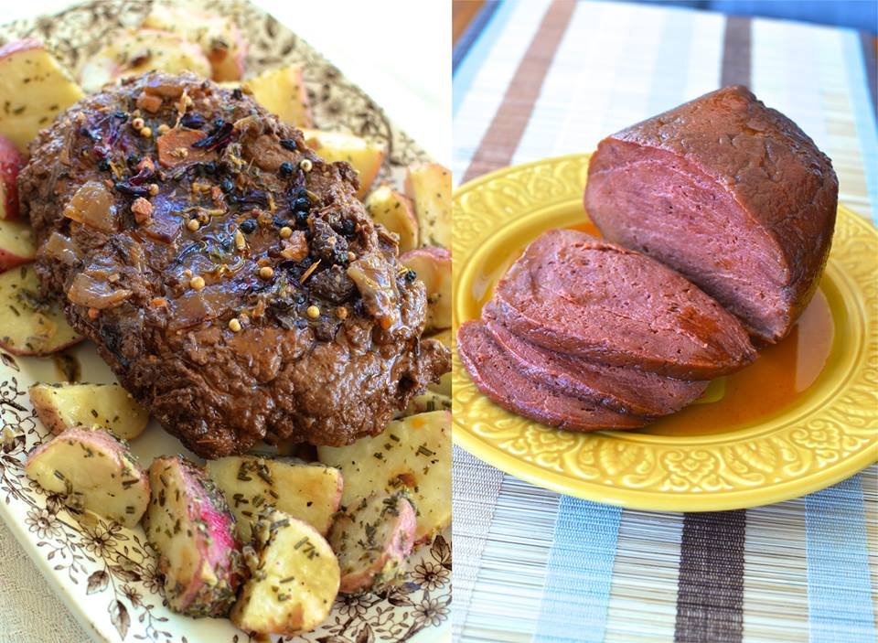 THB's Pot Roast and Holiday Ham