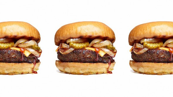 The Impossible Burger - a groundbreaking plant-based burger
