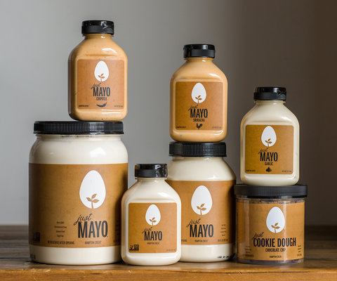 Hampton Creek's popular mayo and cookie dough