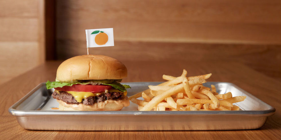 The Impossible Burger debuted at David Chang's Momofuku Nishi