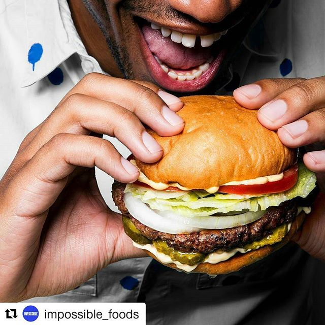 The insanely delicious Impossible Burger is coming to the West Coast this fall! We can't wait to see what they've got in store!  #Plantbased #Innovation #Meat #MeattheFuture #Burgers #sanfrancisco #la  #california