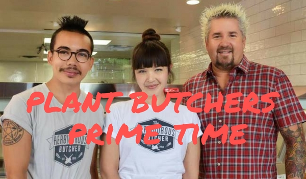 The Herbivorous Butchers with Guy Fieri