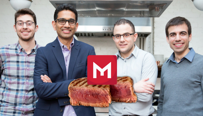 Memphis Meats is making meat from cells instead of animals.    Memphis Meats
