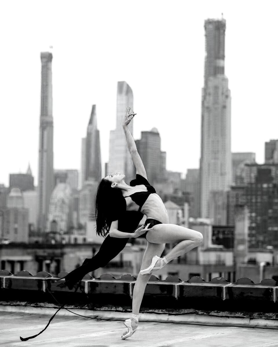 CONDITIONING FOR DANCERS - KATIE BOREN