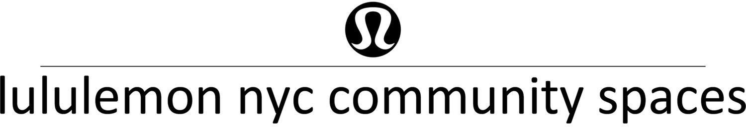 lululemon nyc community spaces