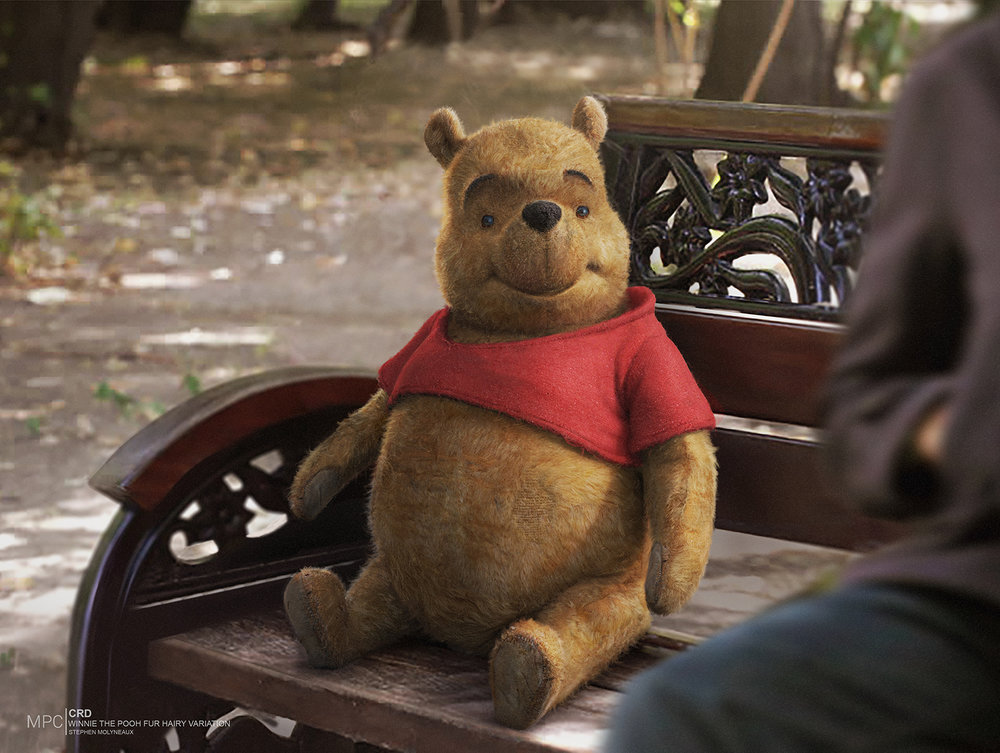 Christopher Robin - 2018