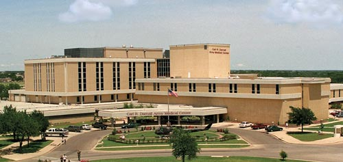 The Old Ft. Hood Hospital