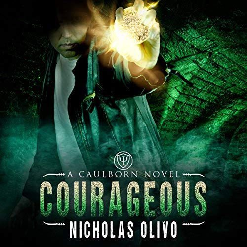 Having done the impossible and walked out of hell, Vincent Corinthos sets his sights on saving Megan and bringing down Treggen once and for all. Captured by rogue agents, Vincent finds himself cut off from agency support and must escape from HQ. As he prepares to rescue Megan, events take an unexpected turn when Vincent learns Treggen has stolen an amulet from a Caulborn vault - an amulet that Vincent has only ever known from comic books...  As Vincent squares off against Treggen one last time, prophecies will be fulfilled, former allies will betray Vincent, and the Caulborn agency itself will turn on him. With only a few of his friends to rely on, and most of his powers gone, Vincent will have to be more than just clever - he'll need to be courageous.