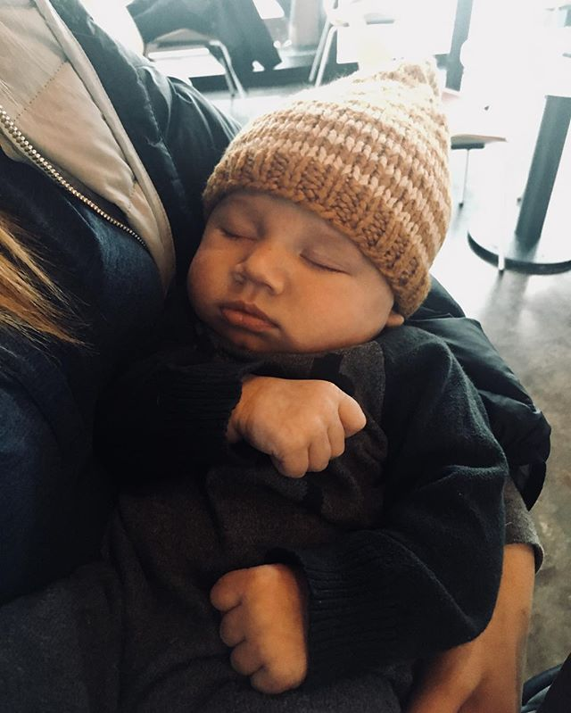 Those rainy day feels have us wanting to snuggle up too, Oliver! Join us for lunch today! We've got the yummiest grilled cheese and soups! Our soup of the day is Chicken Poblano! 😍🐓#lunch #grilledcheese #soup #maybeasnowday