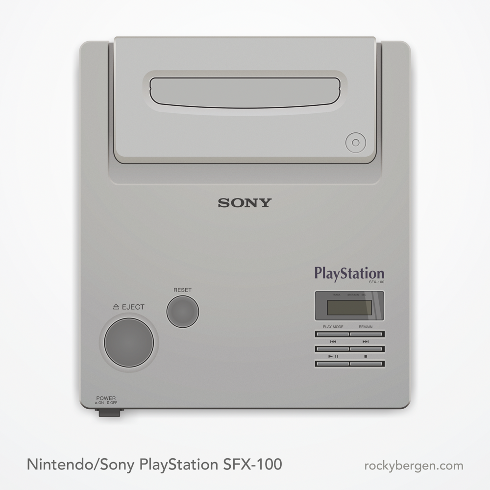 In 1992, Nintendo teamed up with Sony to produce a SNES with built-in CD-ROM capabilities. After many development issues, Nintendo decided to focus on proprietary cartridges for the Nintendo 64, while Sony would use the experience to develop the Sony PlayStation.