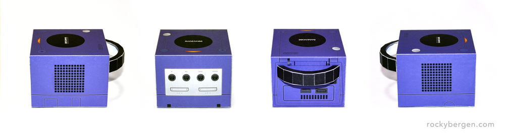 Indigo was the most common GameCube colour and the one I own.