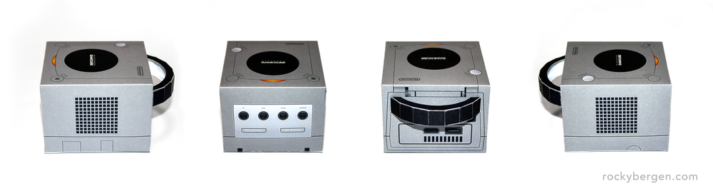 The Platinum GameCube was the system's premium configuration.