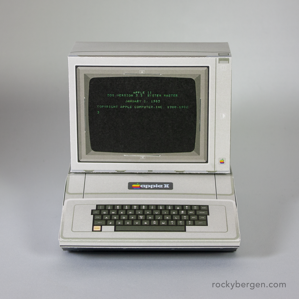 As a young Commodore 64 user, I was shocked to discover that school's Apple II did not have BASIC in memory.