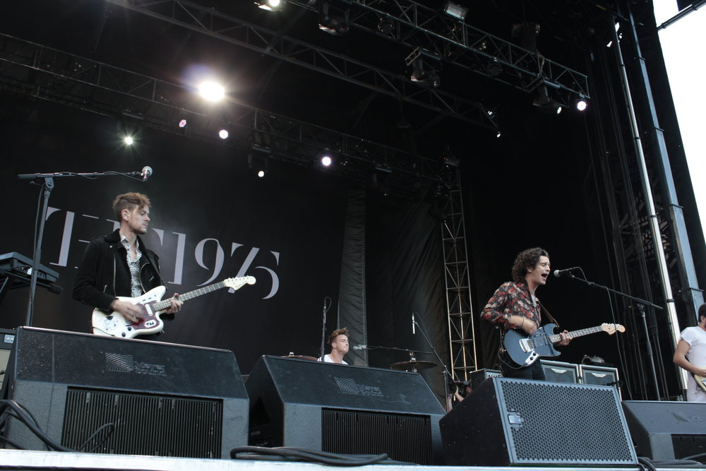 The 1975 at Boston Calling