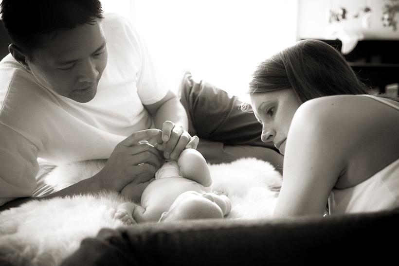 nick+laura photography: baby garrett