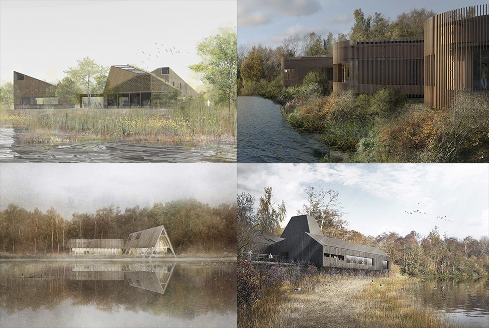 Bilska de Beaupuy shortlisted to the second stage of the RIBA Competition for Sevenoaks Nature & Wellbeing Centre. The four anonymous entries are now available to view and to vote for on:  http://www.ribacompetitions.com/sevenoaks/shortlist.html