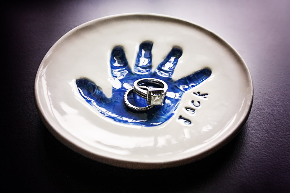 Ring/jewelry dish