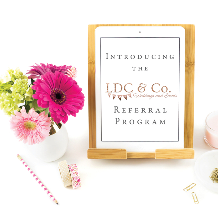 LDC & Co Referral Program