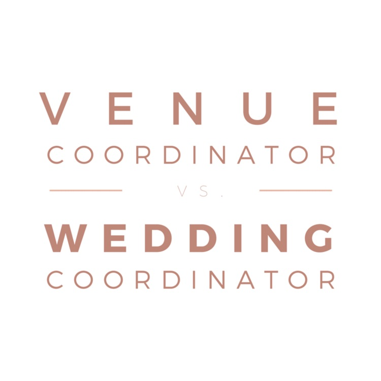 Venue Coordinator vs. Wedding Coordinator