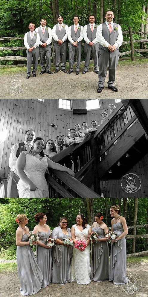 stonewall farm nh wedding party