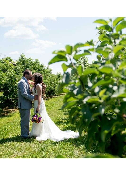 apple orchard nh wedding