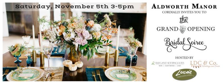 aldworth manor wedding planner