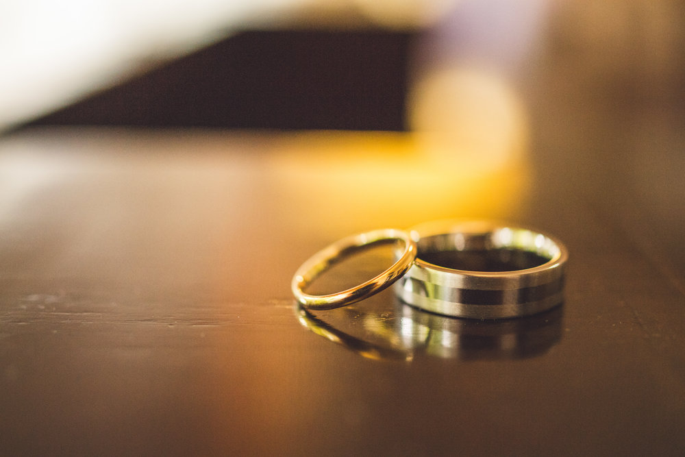 palm cove, queensland wedding rings