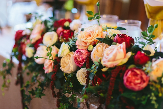 Berry Color Bouquets