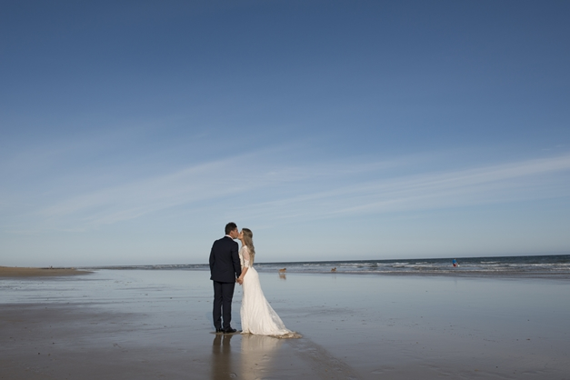 Torquay Beach Wedding