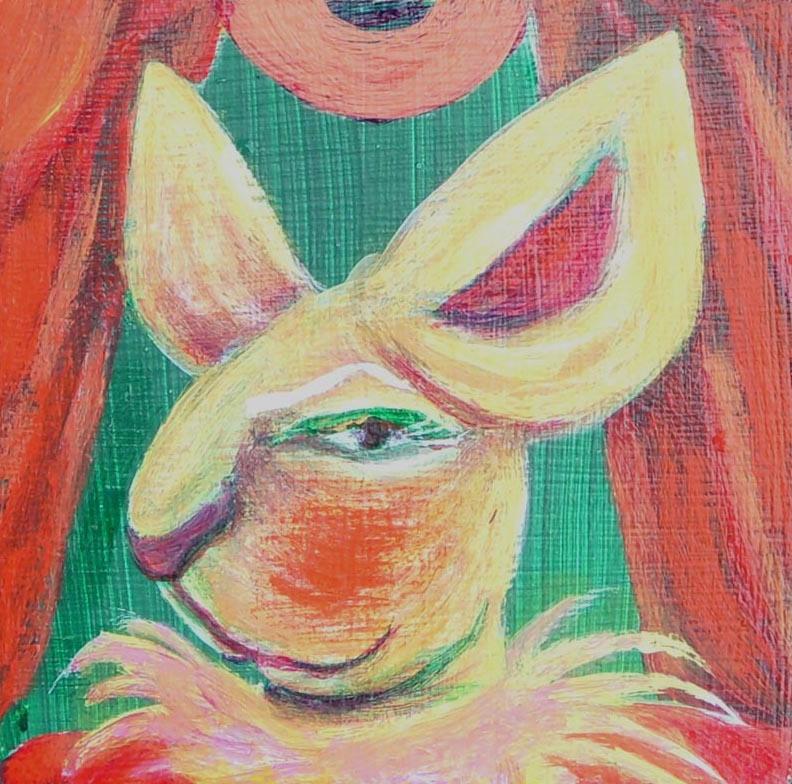 Carnival Rabbit
