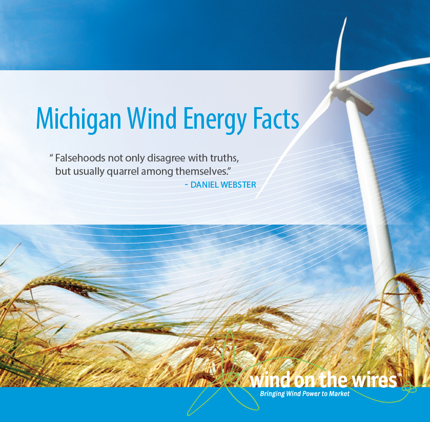 Michigan Wind Energy Facts