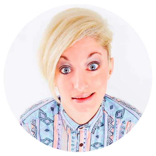 Harriet Dyer at Flock Comedy