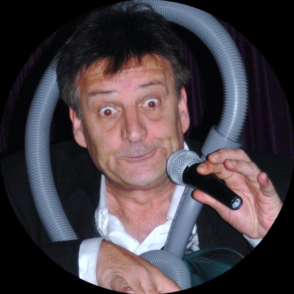 Wes Zaharuk at Flock Comedy