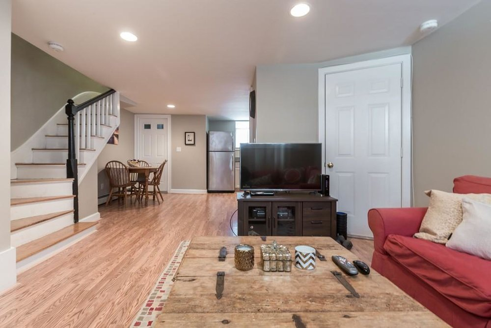 sold - 12 springer street - unit 1 - south boston, ma -duplex 2 bed 1 bath w. deck - b.star