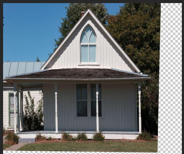 The American Gothic Farmhouse