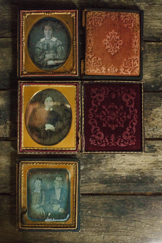 Daguerrotype - 1839-1860